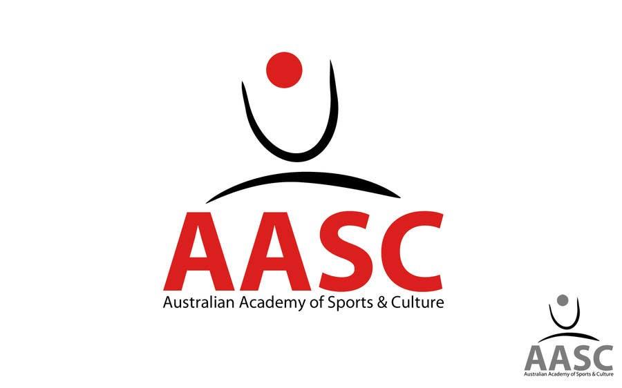 Конкурсная заявка №121 для Logo Design for AASC - Australian Academy of Sports & Culture