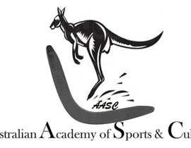 #124 para Logo Design for AASC - Australian Academy of Sports & Culture por mailraje27