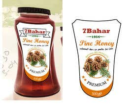 #70 for Create Packaging label  for Honey by ariamul123