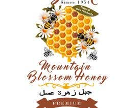 #61 for Create Packaging label  for Honey by arooooosa
