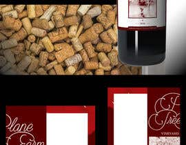 #39 for Wine label by eliartdesigns