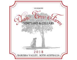 #32 for Wine label by pgaak2