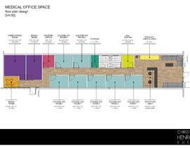 #139 for Design a floor plan for our new medical office space af chenkus
