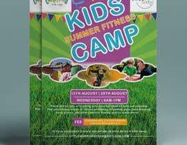#2 untuk kids summer fitness camp poster oleh TH1511