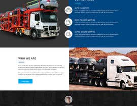 #12 for Build a Car Shipping Website by shazy9design