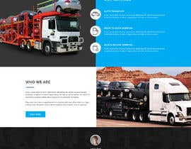 #14 for Build a Car Shipping Website by shazy9design