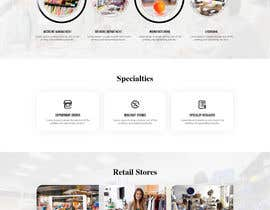 #27 for Homepage Makeover af shazy9design