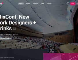 #4 for Build me a membership/events website af DecepticonsTec