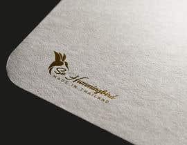 #177 cho Logo Design Hummingbird bởi herobdx
