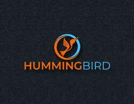 #182 cho Logo Design Hummingbird bởi amranfawruk