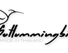 #179 cho Logo Design Hummingbird bởi casandrazpran