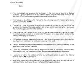 #27 για Create a fillable PDF form από joe11