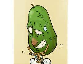 "#144 for Design ""Mr Avocado"" for Children's Book af vijayrai1989"