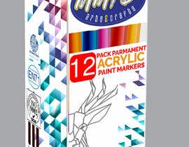 #16 za Design graphics for paper inserts for Amazon listing picture and make box label 3D od ArVikas