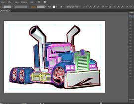 nº 19 pour vector and clean up truck par Satyasen