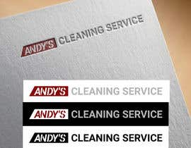#37 for ANDY'S CLEANING SERVICE - logo by ranyaZ