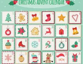 #24 para Create a new range of xmas advent calendar por sudhy8