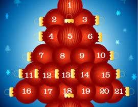 #44 para Create a new range of xmas advent calendar por innovativesky