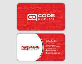 Nro 32 kilpailuun Design a logo and business card käyttäjältä papri802030