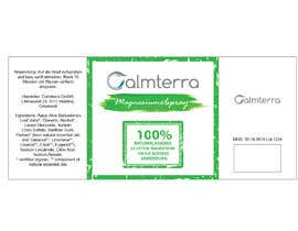 #11 untuk Labels for natural/organic cosmetic products oleh eling88