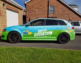 #2 for Design car graphics af hire4design