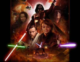 #68 cho Add my nephew to a Star Wars poster or scene bởi german84