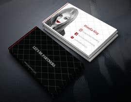 Nro 3 kilpailuun Business Card Design käyttäjältä robayetriliz