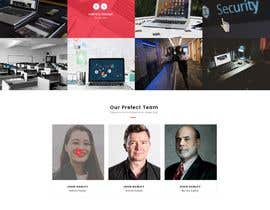 #21 untuk Design a Home Page oleh stylishwork