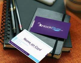 nº 149 pour Design some Business Cards for UnlockRiver par TDuongVn