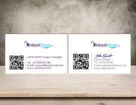 nº 179 pour Design some Business Cards for UnlockRiver par oroszandi