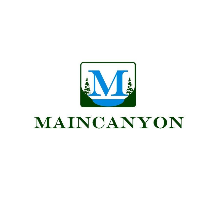 Penyertaan Peraduan #34 untuk Logo Design for MAINCANYON GmbH
