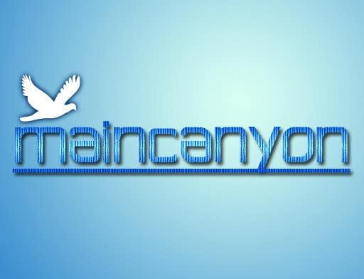 Penyertaan Peraduan #42 untuk Logo Design for MAINCANYON GmbH