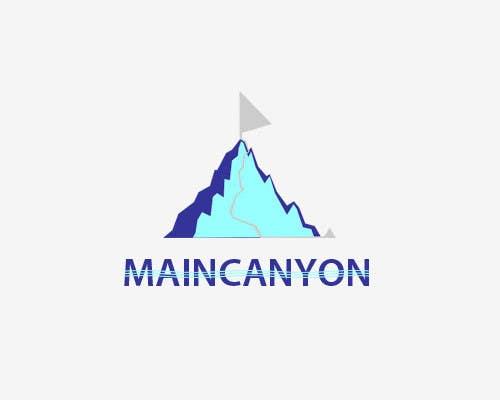 Penyertaan Peraduan #36 untuk Logo Design for MAINCANYON GmbH