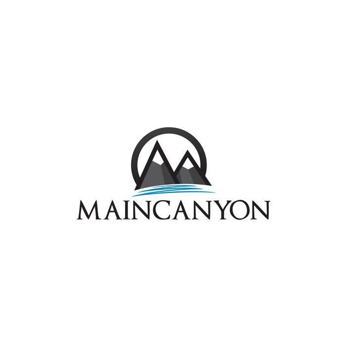 Конкурсная заявка №27 для Logo Design for MAINCANYON GmbH