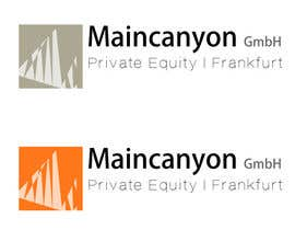 nº 13 pour Logo Design for MAINCANYON GmbH par Oriane25