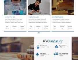 #8 untuk Design a Logo and website mockup oleh usaithub