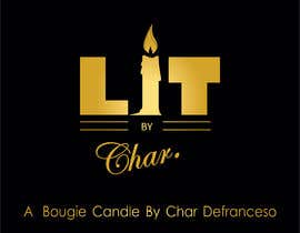 #286 for Design Logo/Images for Get Lit By Char by OnIt1112