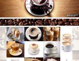 #8 for Design a Website Mockup for Coffe Company Profiles af anitarizky