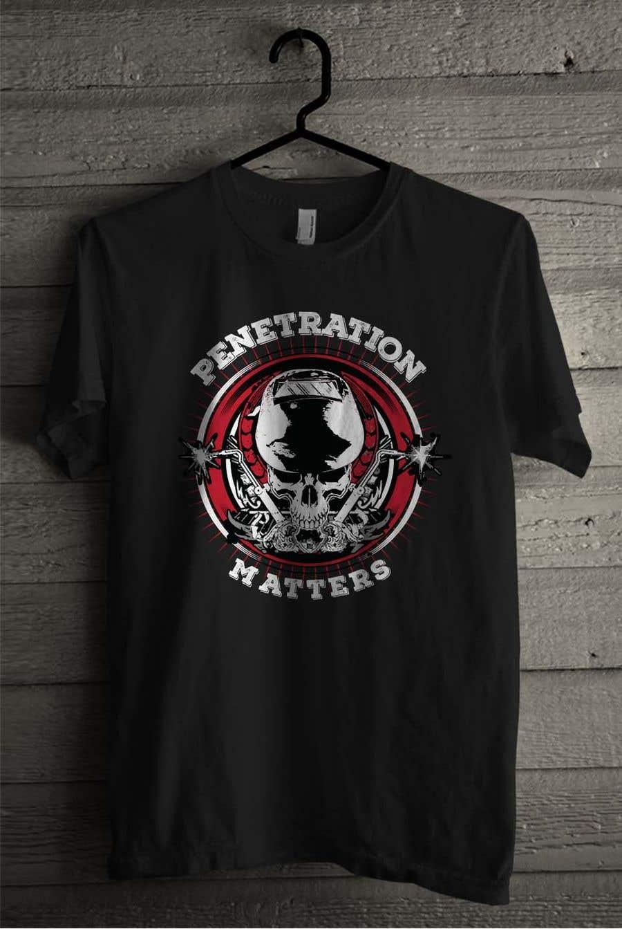 Entry 62 By Simrks For Welder T Shirt Design Freelancer
