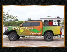 #8 for Car Vinyls Graphic Design for Expedition truck Adventure Trip by Mashiur63