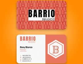 #158 para Design Business Cards por SondipBala