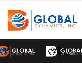#334 for Logo Design for GLOBAL DYNAMICS INC. by arteq04