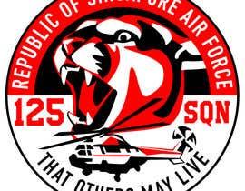 #57 for Air force Squadron patch af caloylvr