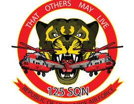 #55 for Air force Squadron patch af Imtiaz420