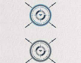 #16 untuk Design a Logo for Jolly Sailor Barbell Club oleh manjalahmed