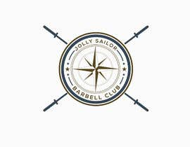#36 for Design a Logo for Jolly Sailor Barbell Club by manjalahmed