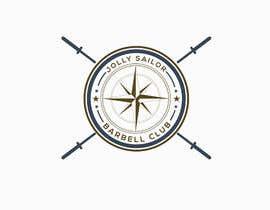 #36 untuk Design a Logo for Jolly Sailor Barbell Club oleh manjalahmed