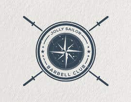 #46 for Design a Logo for Jolly Sailor Barbell Club by manjalahmed