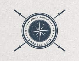 #46 untuk Design a Logo for Jolly Sailor Barbell Club oleh manjalahmed