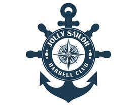 #37 for Design a Logo for Jolly Sailor Barbell Club by OsamaMohamed20